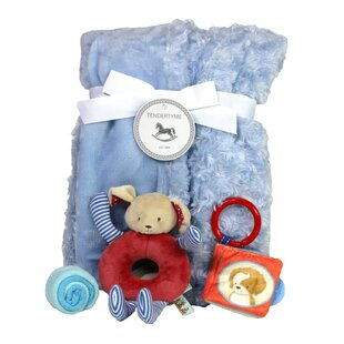 Top Reviews Sleepytime Blanket Gift Set By3 Stories Trading Company