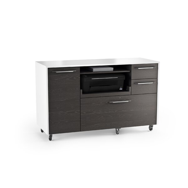 Format 2-Drawer Mobile Filing Cabinet