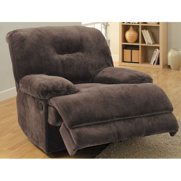 Thierry Manual Glider Recliner by Millwood Pines