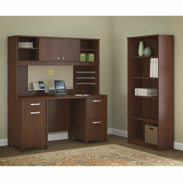 Envoy 3 Piece Desk Office Suite by Latitude Run