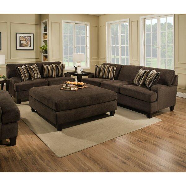 Jovani 3 Piece Living Room Set by Red Barrel Studio