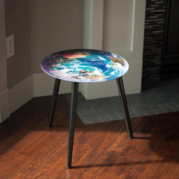 Saramarie End Table By Ebern Designs