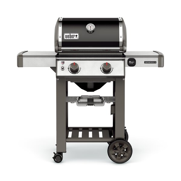 Genesis II E-210 2-Burner Natural Gas Grill by Weber