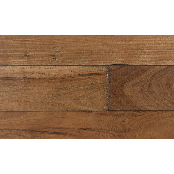 5 Engineered Oak Hardwood Flooring in Brown by IndusParquet