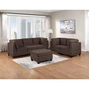 3 Piece Standard Living Room Set by Red Barrel Studio®