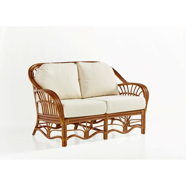 Strachan Standard Loveseat By Bay Isle Home