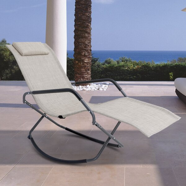 Eakly Folding Zero Gravity Chair by Ebern Designs Ebern Designs