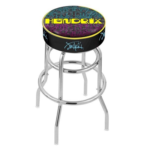 Jimi Hendrix 30 Swivel Bar Stool by Holland Bar Stool
