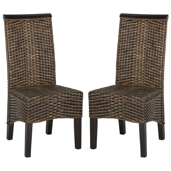 Ohelo Patio Dining Chair (Set of 2) by Bay Isle Home