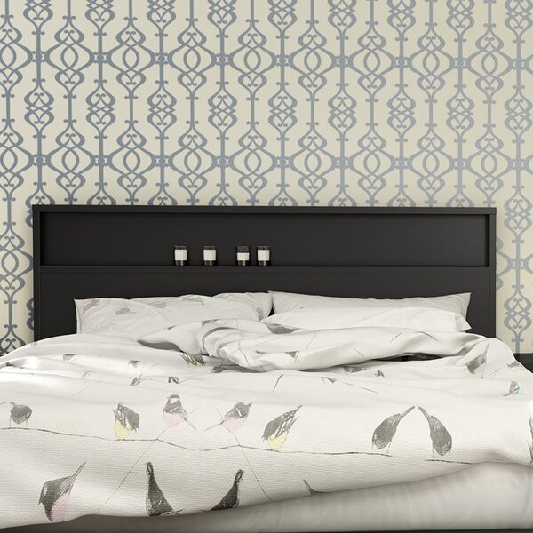 Primo Full/Queen Bookcase Headboard By South Shore