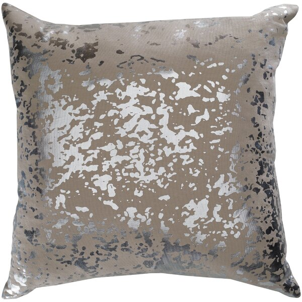 Crescent Modern cotton Pillow Cover by Surya
