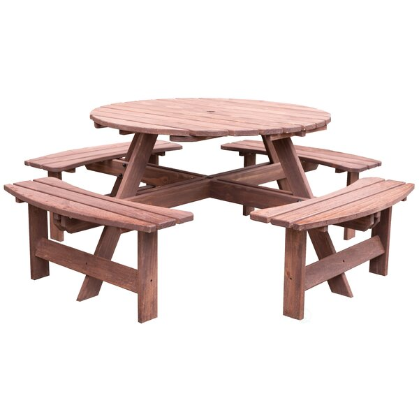 Samara Picnic Table by Loon Peak