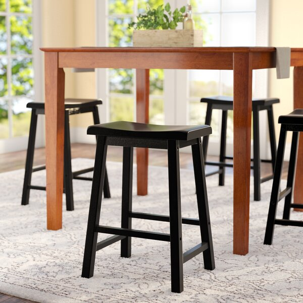 Whitworth 24 Bar Stool Set Of 2 By Andover Mills.