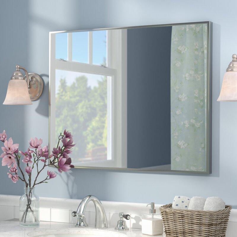 Newland Modern & Contemporary Bathroom/Vanity Mirror by Andover Mills
