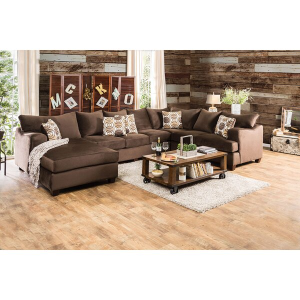 Hanna Right Hand Facing Sectional By A&J Homes Studio