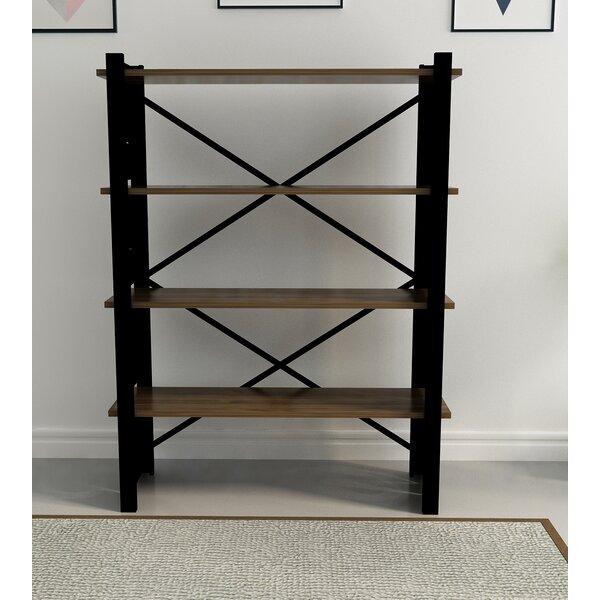 Toro Standard Bookcase by Ebern Designs