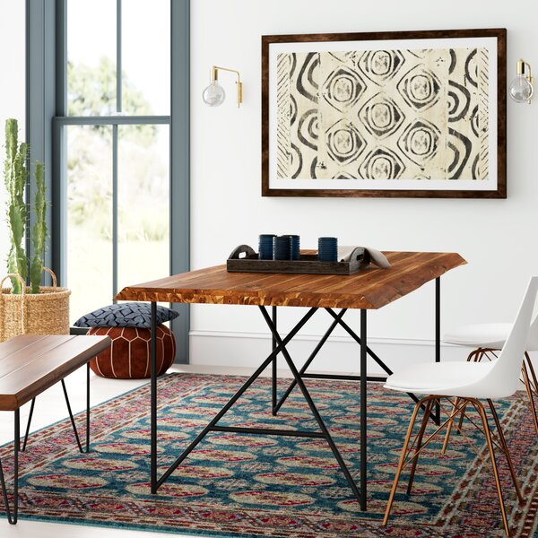 Steveson Dining Table by Mistana