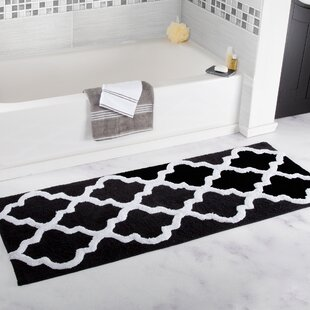 Black Bath Rugs Mats
