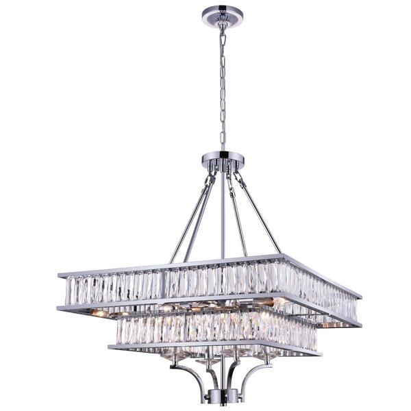Seale 8-Light Chandelier by House of Hampton