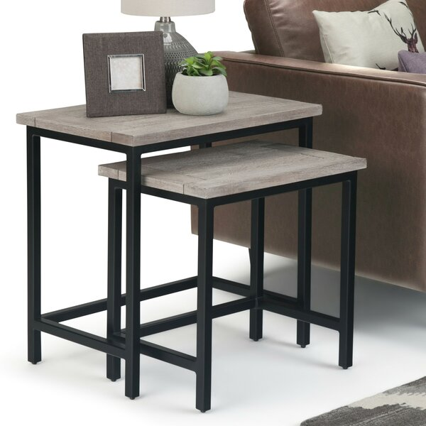 Studebaker 2 Piece Nesting Tables By Williston Forge