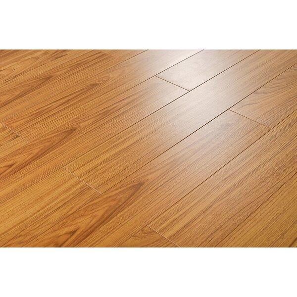 Killian 5 x 48 x 12mm Laminate Flooring in American Cherry by Serradon