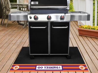 NCAA Clemson Southern Grill Mat by FANMATS
