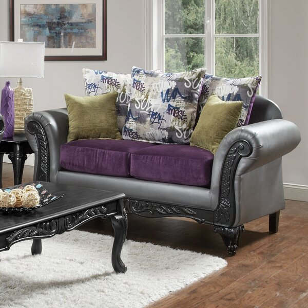 Elsa Loveseat by Chelsea Home