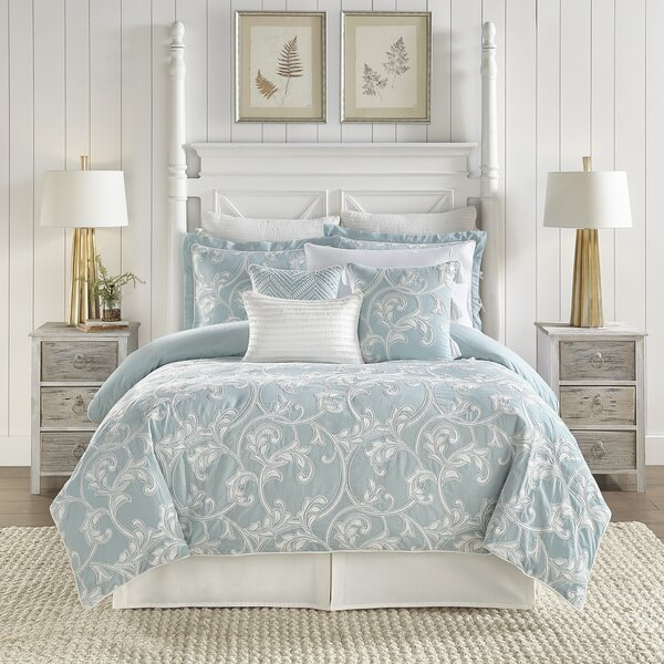 Willa 4 Piece Comforter Set by Croscill Home Fashions
