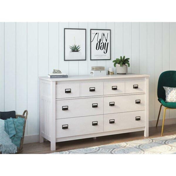 Olmstead 6 Drawer Double Dresser by Gracie Oaks