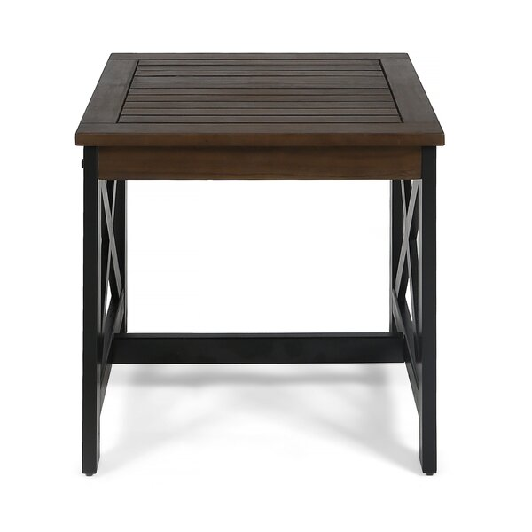 Papineau Side Table by Breakwater Bay