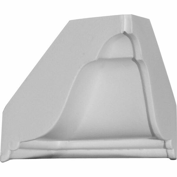 4 7/8H x 4 3/4W Inside Corner for Moulding Profiles by Ekena Millwork