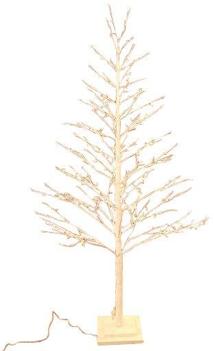 Birch Tree with 270 LED Lights by Hi-Line Gift Ltd.