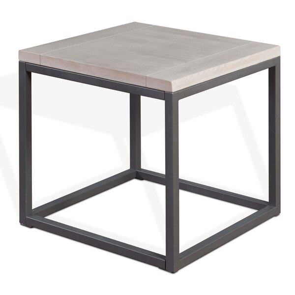 Kierra End Table by Union Rustic