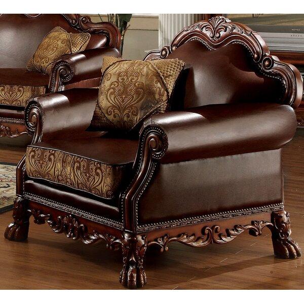 Tobin Club Chair by Fleur De Lis Living