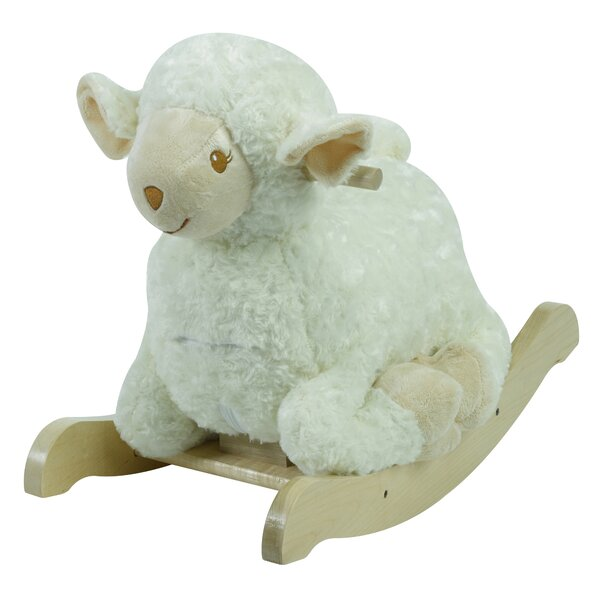 Lambkin Lamb Rocker by Rockabye
