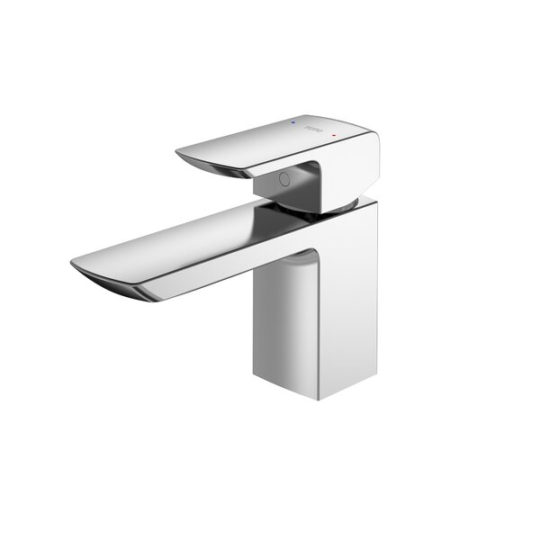 GR Single Hole Bathroom Faucet With Drain Assembly And Comfort Glide™ Technology By Toto