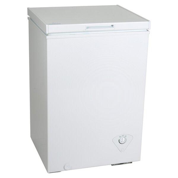 3.5 cu. ft. Chest Freezer by Koolatron