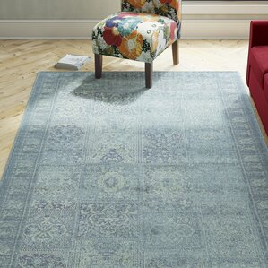 todd vintage turquoise area rug