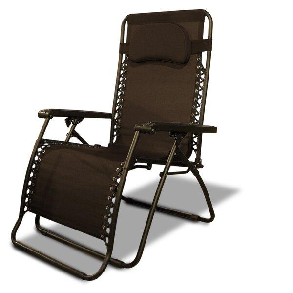 Avelaine Reclining Zero Gravity Chair by Freeport Park