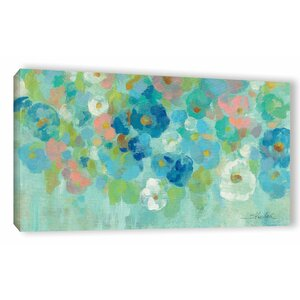 'Spring Aroma I' by Silvia Vassileva Painting Print on Wrapped Canvas by Latitude Run