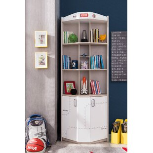First Class Airplane 75.9 Bookcase by Cilek