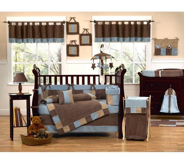 Soho 9 Piece Crib Bedding Set by Sweet Jojo Designs
