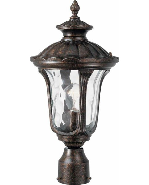 Tavira Outdoor 1-Light Lantern Head by Volume Lighting
