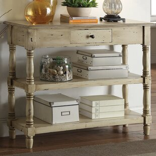 Colonial Console Table by Anthony California