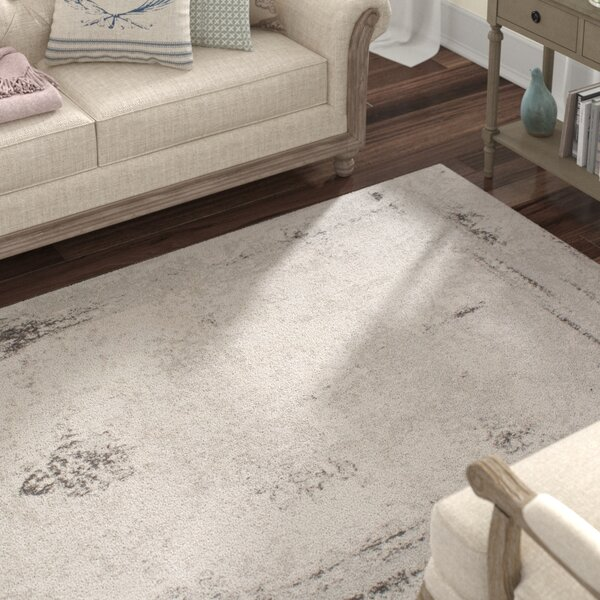 Chartres Gray Area Rug by Lark Manor