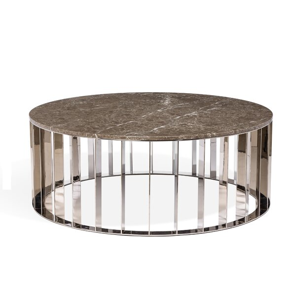 Greer Coffee Table By Interlude