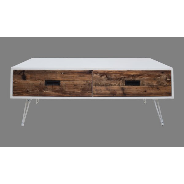 Brewer Coffee Table By Wrought Studio