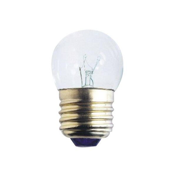 8W E26 Dimmable Incandescent Edison Globe Light Bulb by Westinghouse Lighting
