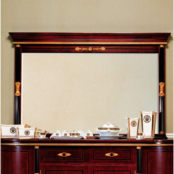 Provenzano Accent Mirror by Astoria Grand