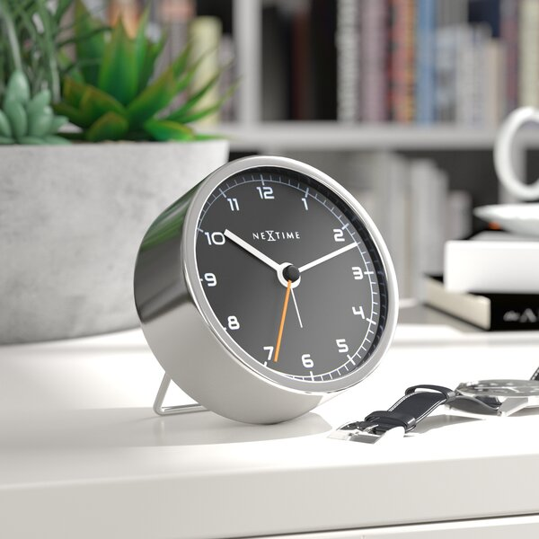 3.54 Tabletop Alarm Clock by Latitude Run